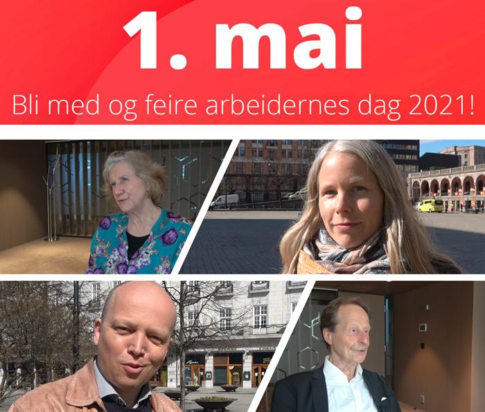 Digital 1. Mai 2021