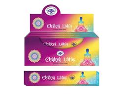 Green Tree - Chakra Lotus (12 pack)