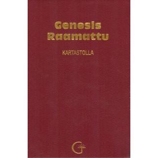 GENESIS RAAMATTU KARTASTOLLA VP.