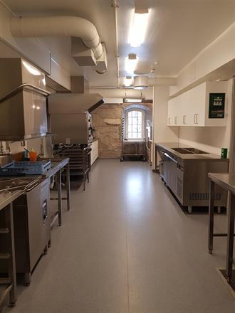 1. etg. - Kjøkkenet