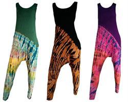 Jumpsuit - Tie dye mix (5 pack)