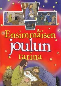 ENSIMMÄISEN JOULUN TARINA - TONY MATAS