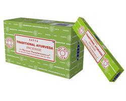 Satya - Traditional ayurveda (12 pack)