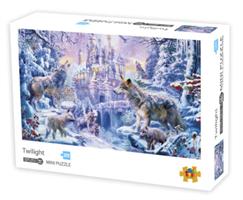 Mini Puzzle, Twilight 42*29,7cm 1000 brikker