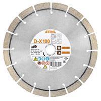 Diamantkappeskive, universal, D-X100