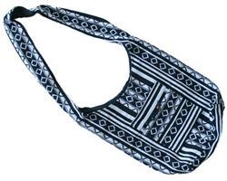 Väska - Bomull svart (3 pack)