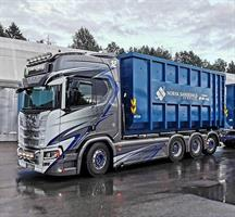 WSI Scania NG R Norsk Saneringssservice (NO) (FB)