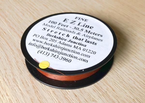 EZ-Line Rust Fine