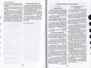 RAAMATTU - RAAMATTU KANSALLE KÄÄNNÖS - PIENIKOKO- 700