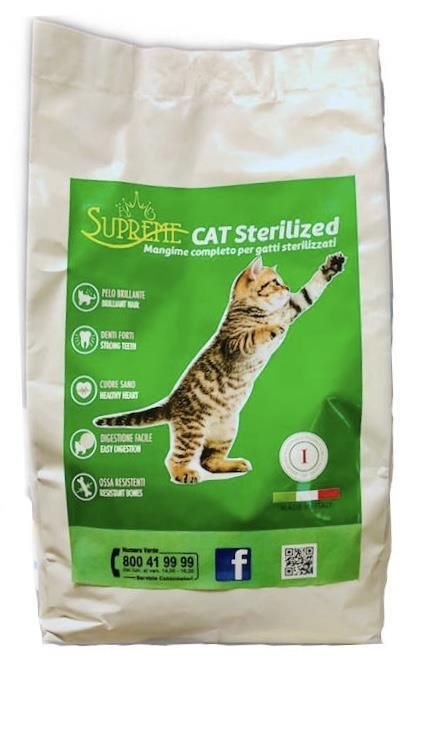 Supreme Cat