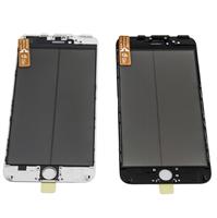Glass/Ramme/OCA/POL - iPhone 6 - BK