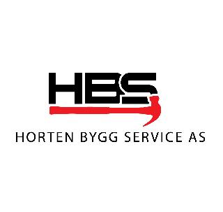 Horten Bygg Service AS - Logo