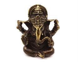 Brons - Ganesha 8cm (2 pack)