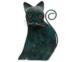 Smide - Ljuslykta katt 30cm (3 pack)