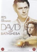 DAVID AND BATHSHEBA DVD