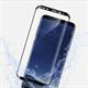 Samsung S8+  Skjermbeskyttelse i Herdet glass