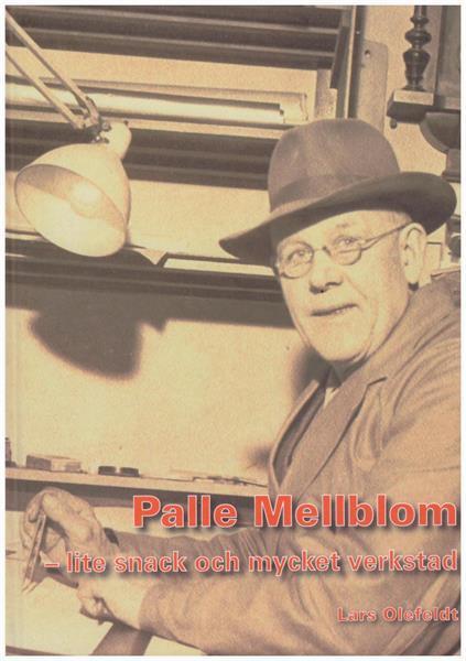 Palle Mellblom- lite snack och