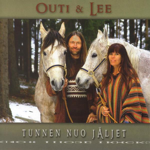 OUTI & LEE - TUNNEN NUO JÄLJET CD