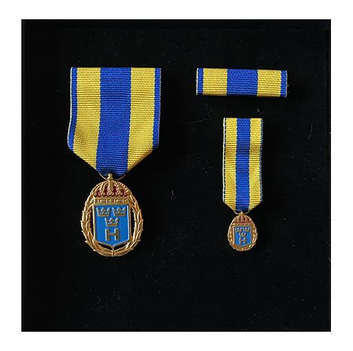 Medaljset (HvTjgGM30), stort