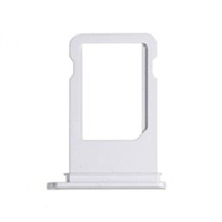 iPhone 8/SE2 Sim-kort skuff - Sølv