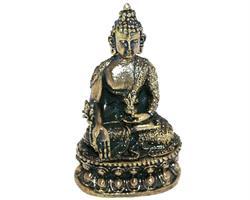 Brons - Miniatyr Buddha I (2 pack)