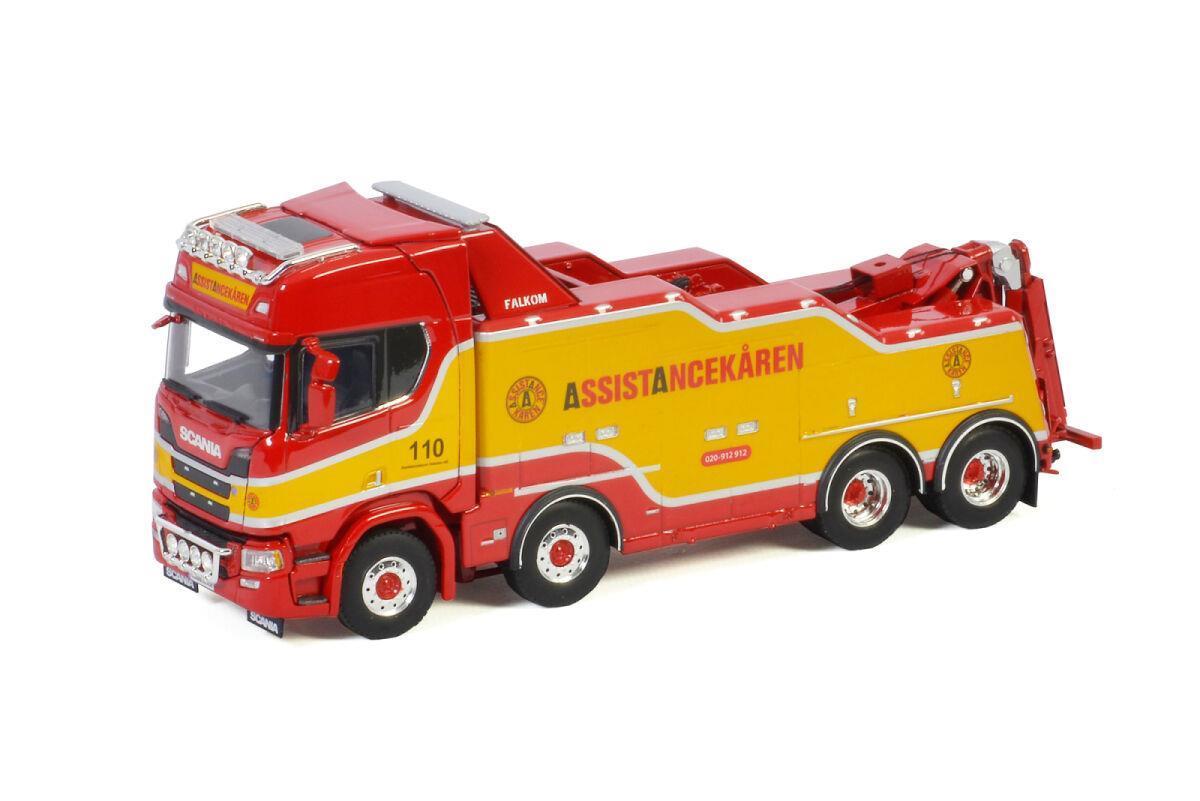 WSI Scania R HL 8x2/4 Assistancekåren (NY)