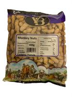 V.B. Monkey Nuts (Peanøtter Med Skall) 18x400g