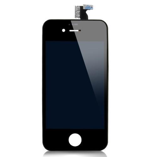 iPhone 4s Skjerm - Sort