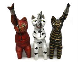 Bali - Fiskande katter mix (12 pack)
