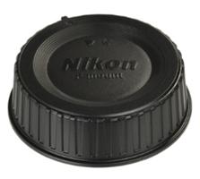 Bakre objektivdeksel for Nikon