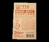 Kadee #714 - H0n3 koppel.