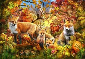 Puslespill Spirit of Autumn, 1500 brikker