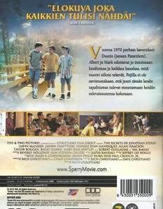 THE SECRETS OF JONATHAN SPERRY DVD