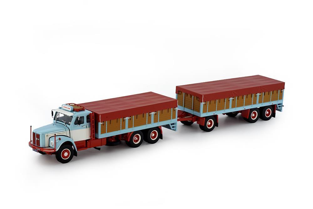 Scania-Vabis LS75 Combi