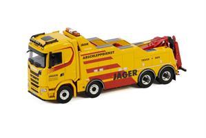 Scania S 8x4/4 Jaeger & Sohne