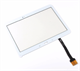 Samsung Galaxy Tab 4 10.1 SM-T535 Glass - Hvit