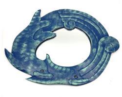 Spegel - Delfiner Bali (4 pack)