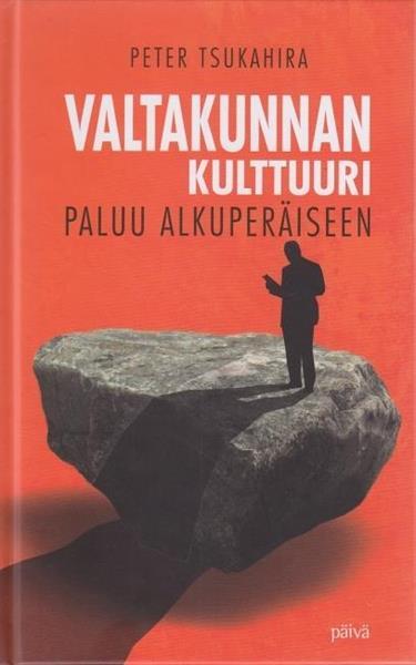 VALTAKUNNAN KULTTUURI PALUU ALKUPERÄISEEN - PETER TSUKAHIRA