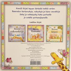 IKIOMAT KIRJANI - BETHAN JAMES