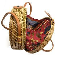 Väska - Bali S brun (4 pack)