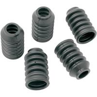 DRAG SPECIALTIES Rubber Boot Brake Plunger - 80-87