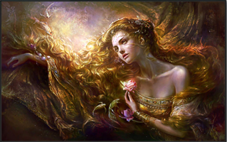 Diamond Painting, Beauty Lady 80*50cm FPR