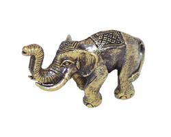 Brons - Miniatyr elefant (2 pack)