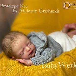 Neo prematur kit av Melanie Gebhardt