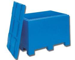 Thermoli CM Metabox 450L 9 ben 1200x800x850mm blå