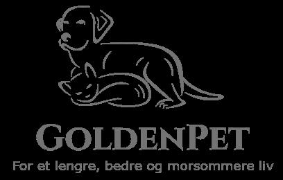 Goldenpet logo