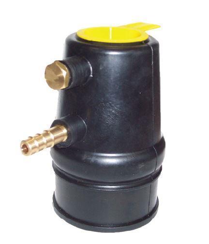 Propelleraxeltätning för axel Ø 45 mm och stävrör Ø 65 mm