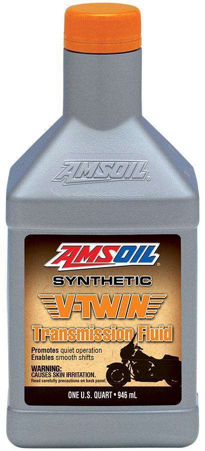 AMSOIL Syntetisk V-Twin Girolje
