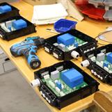 SPA-bad elektronik