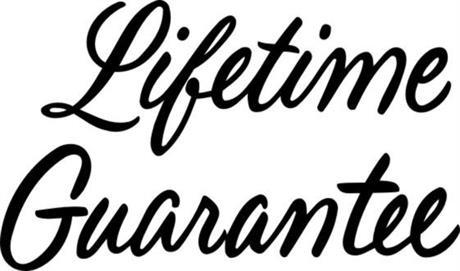 Livstids Garanti